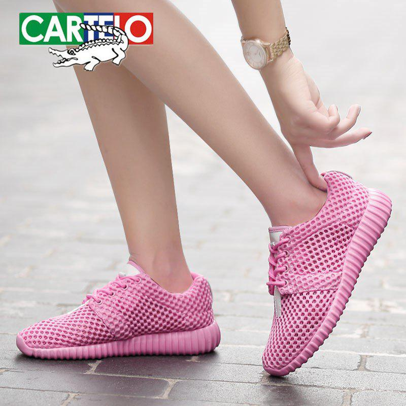 New CARTELO Women's Fashion Breathable Casual Shoes