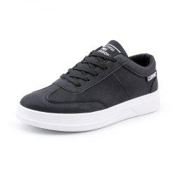 Men'S Sneakers Low-Cut Lace-Up Shoes -