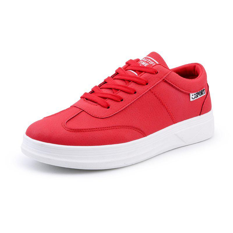 Outfit Men'S Sneakers Low-Cut Lace-Up Shoes