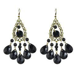 Fashion Water Drop Earrings -
