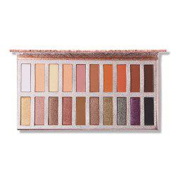 Eye Shadow Makeup Palette Smoky Glitter Pigmented Eyeshadow -