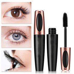4D Silk Fiber Mascara Waterproof Long Lasting Lash Mascara -