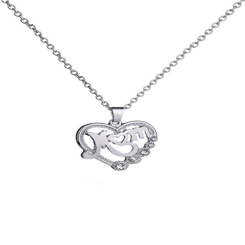 Hot Beautiful Temperament Lady Mother Necklace