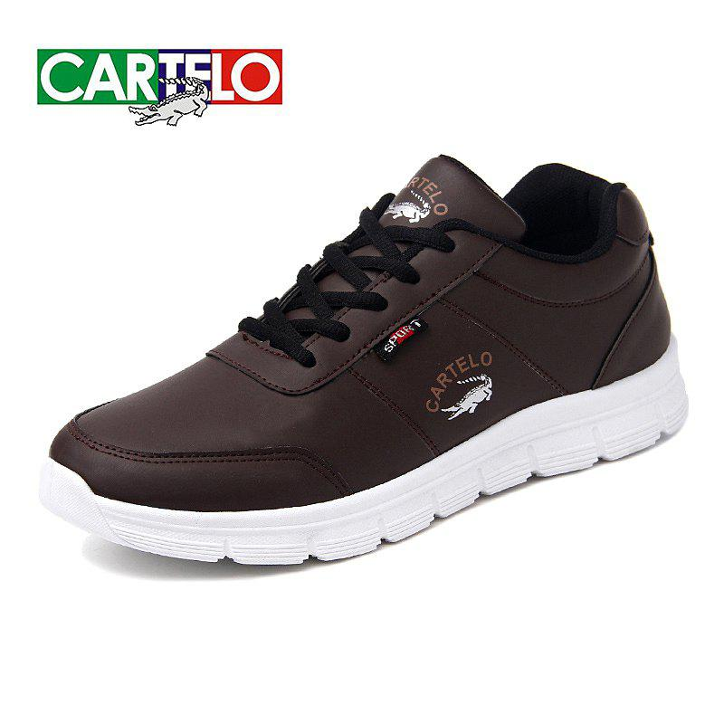 Online CARTELO Fashionable Simple Outdoor Sports Shoes