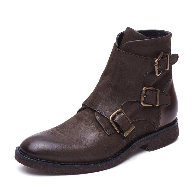 Store Aidebaou Men's boots  Work boots British boots