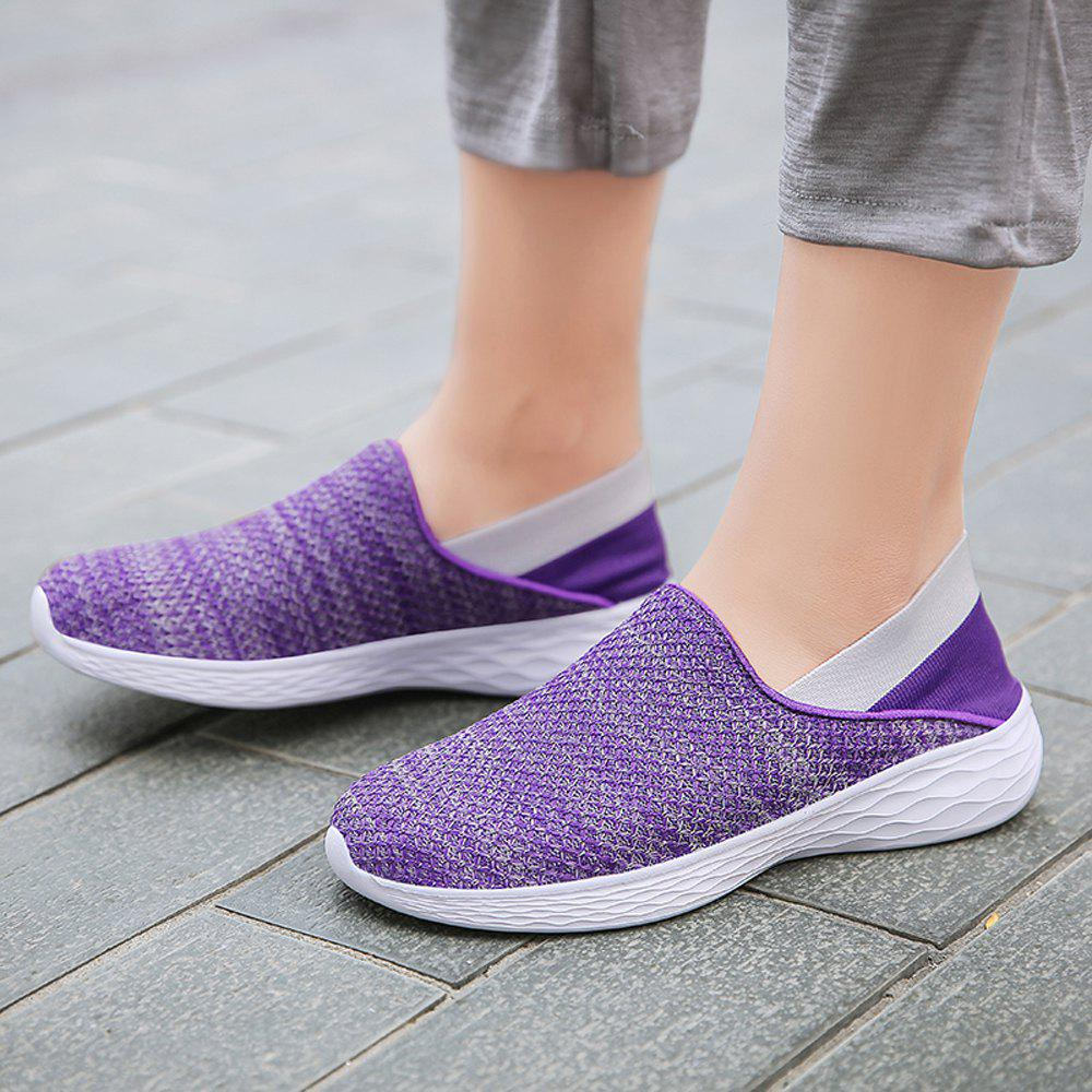 Online Super Light Women Sneakers Breathable Outdoor Shoes Sports Run Shoes