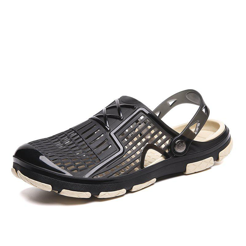 Outfits ZEACAVA Explosion Models Male Sandals Cross-Border Large Size Beach Shoes