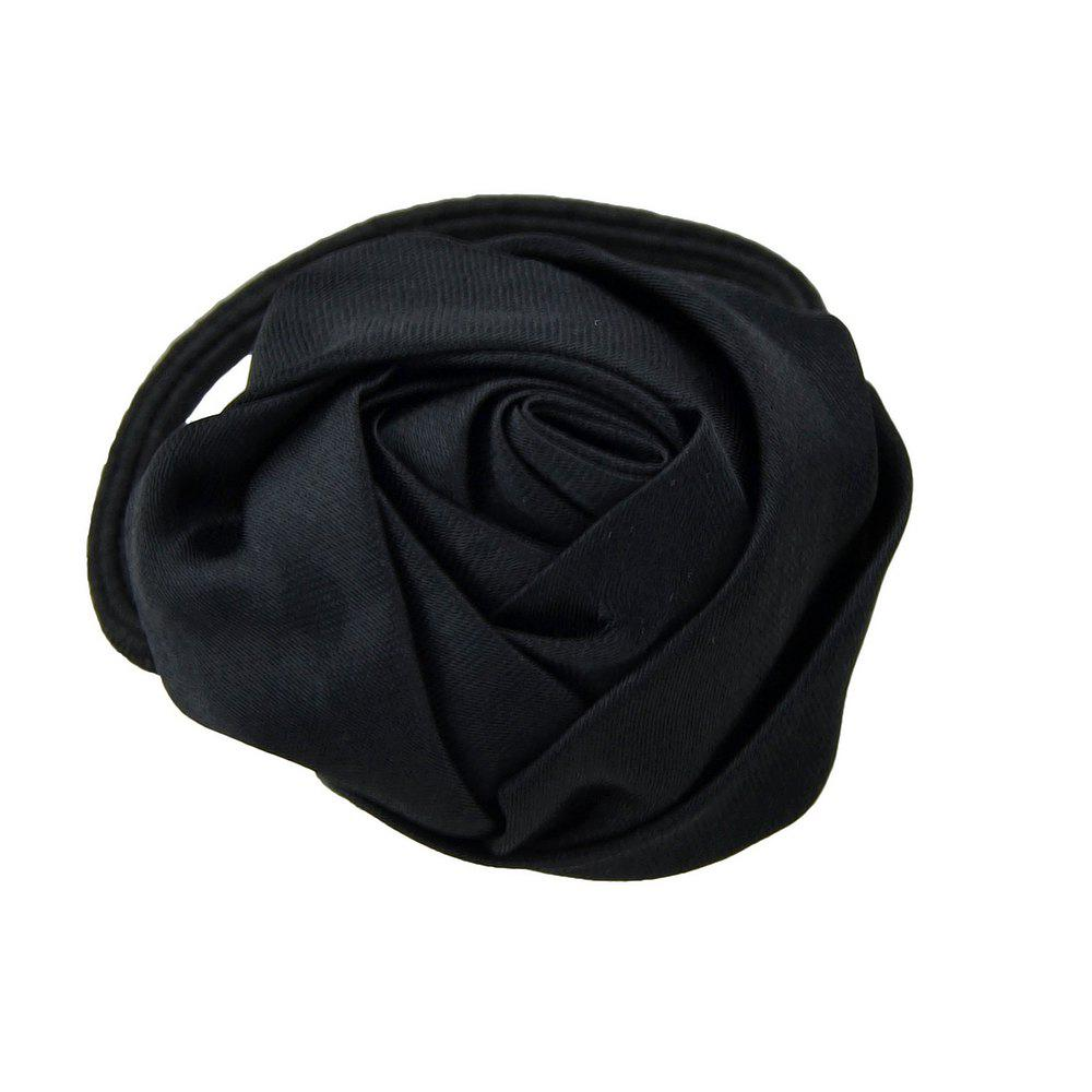 Cheap Colorful Rose Hair Accessories