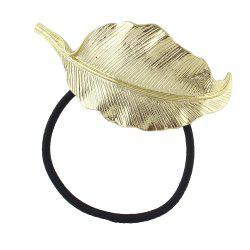 Gold Metal Leaf Headbands Hair -