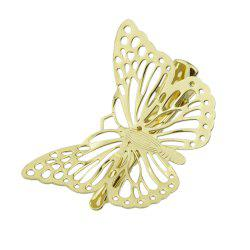 Gold Color Clip Hairpins For Women -