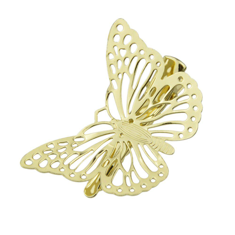Buy Gold Color Clip Hairpins For Women