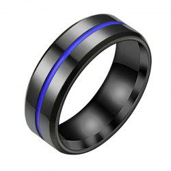 316L Stainless Steel Men'S Ring Wedding Bands Classic Boyfriend Gift -