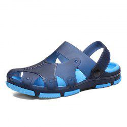 ZEACAVA Men's New Wading Beach Hole Shoes -