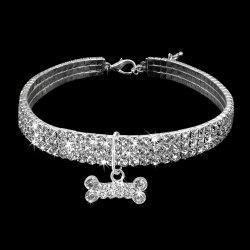 Bling Pet Necklace Dog Accessories -