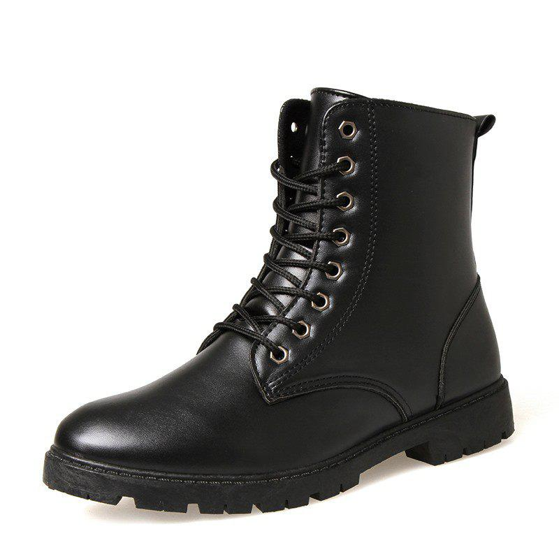 Fancy Men Fashion Casual Shoes Man Ankle Boots British Boot