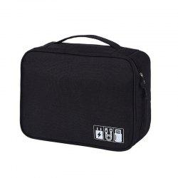 10b4cf586534 Electronic Accessories Cable Organizer Bag Travel USB Charger Storage Case -