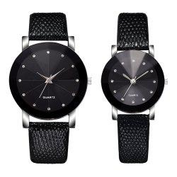 Xr3238 Couple Watches Diamonds Simple Business Men And Women Watches -