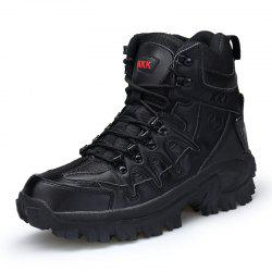 Men's Boots Military Boot Tactical Big Size Army Boot -