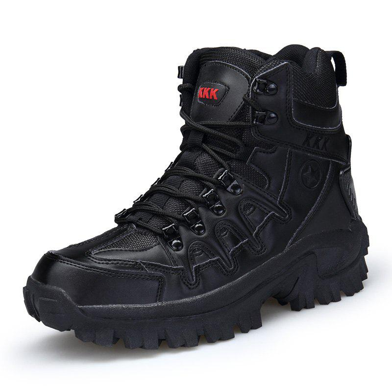 Latest Men's Boots Military Boot Tactical Big Size Army Boot