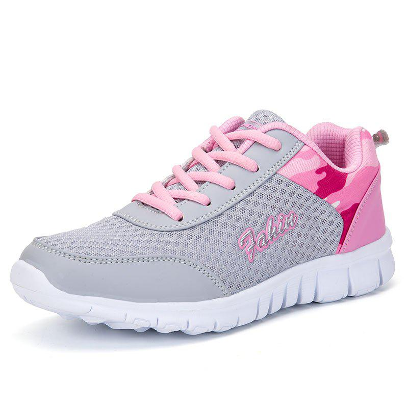 Shop Women Summer Light Breathable Shoes Outdoor Comfortable Running Shoes