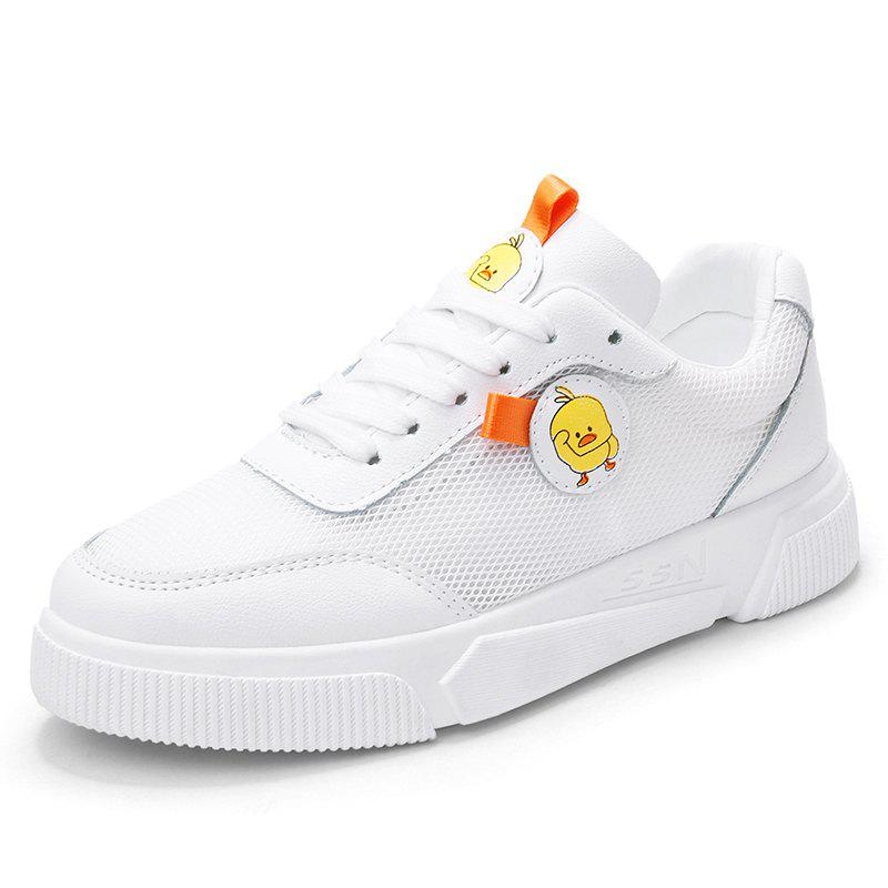 Outfits Women'S Sneakers with Versatile White Shoes