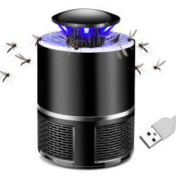 Electric Bug Zapper Mosquito Insect Killer Pest Control LED Light Trap Lamp -