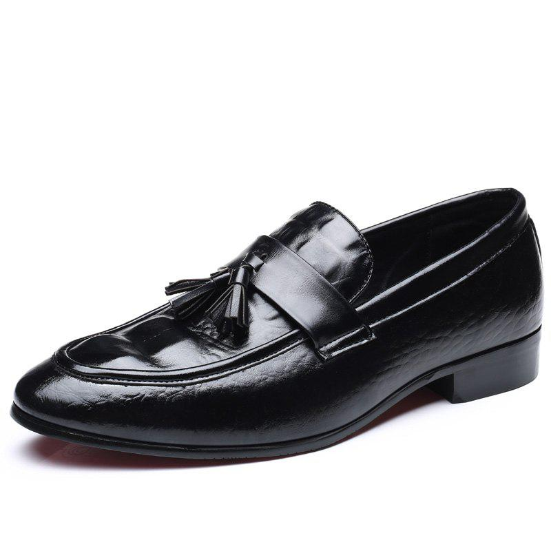 Store Men Leather Shoes Formal Business Oxford Dress Shoes Male Driver Shoes Outdoors