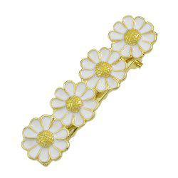 Enamel Flower Hair Accessories -