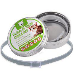 Seresto Dogs Cats Up 8 Month Flea and Tick Collar 34.5CM Long -