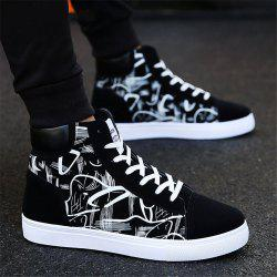Men Boots Comfortable Quality High Top Shoes Men New Casual Shoes -