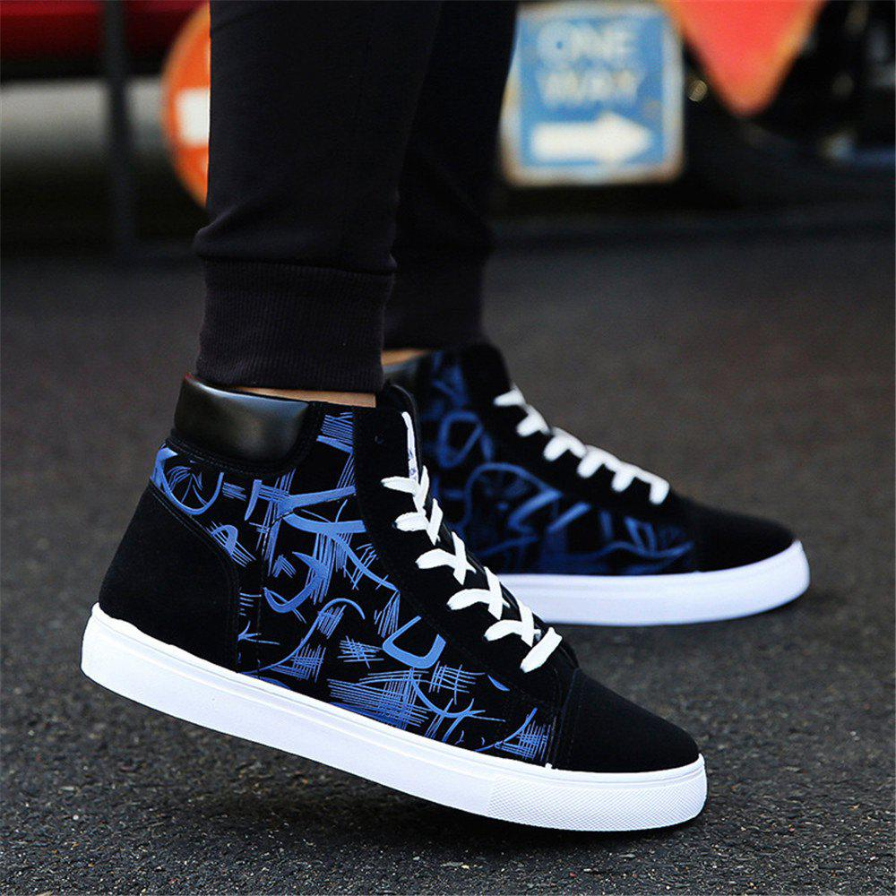 Shop Men Boots Comfortable Quality High Top Shoes Men New Casual Shoes