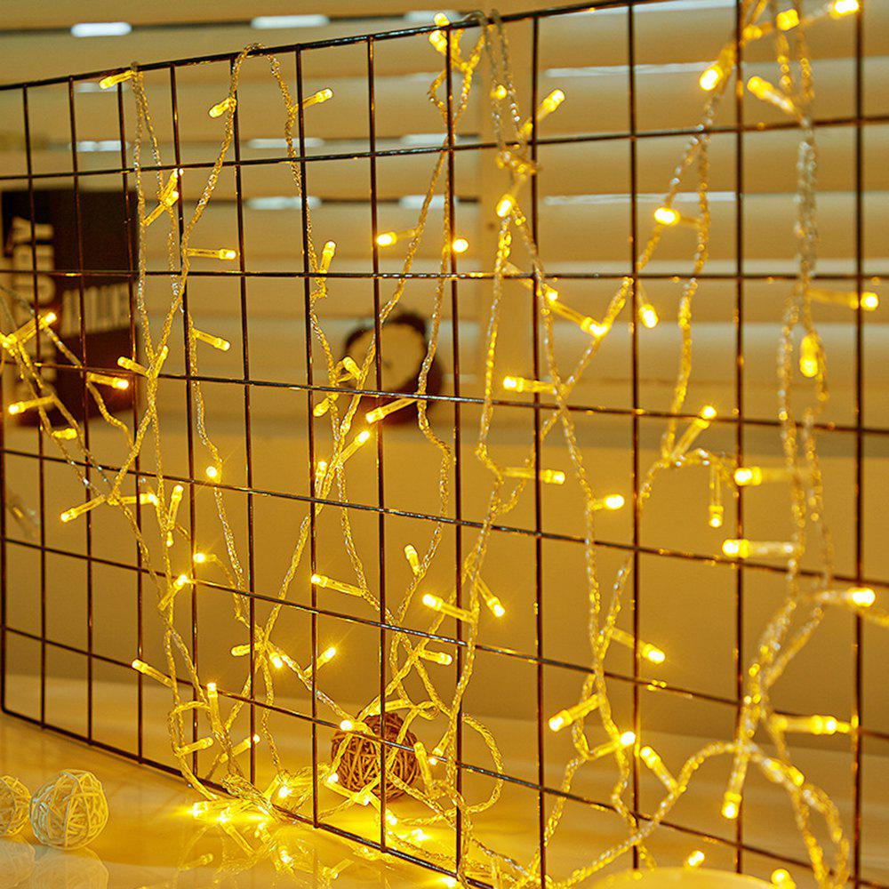 Outfit LED Lantern Festival Decoration Wall Lamp String 10 Meter 100 Light