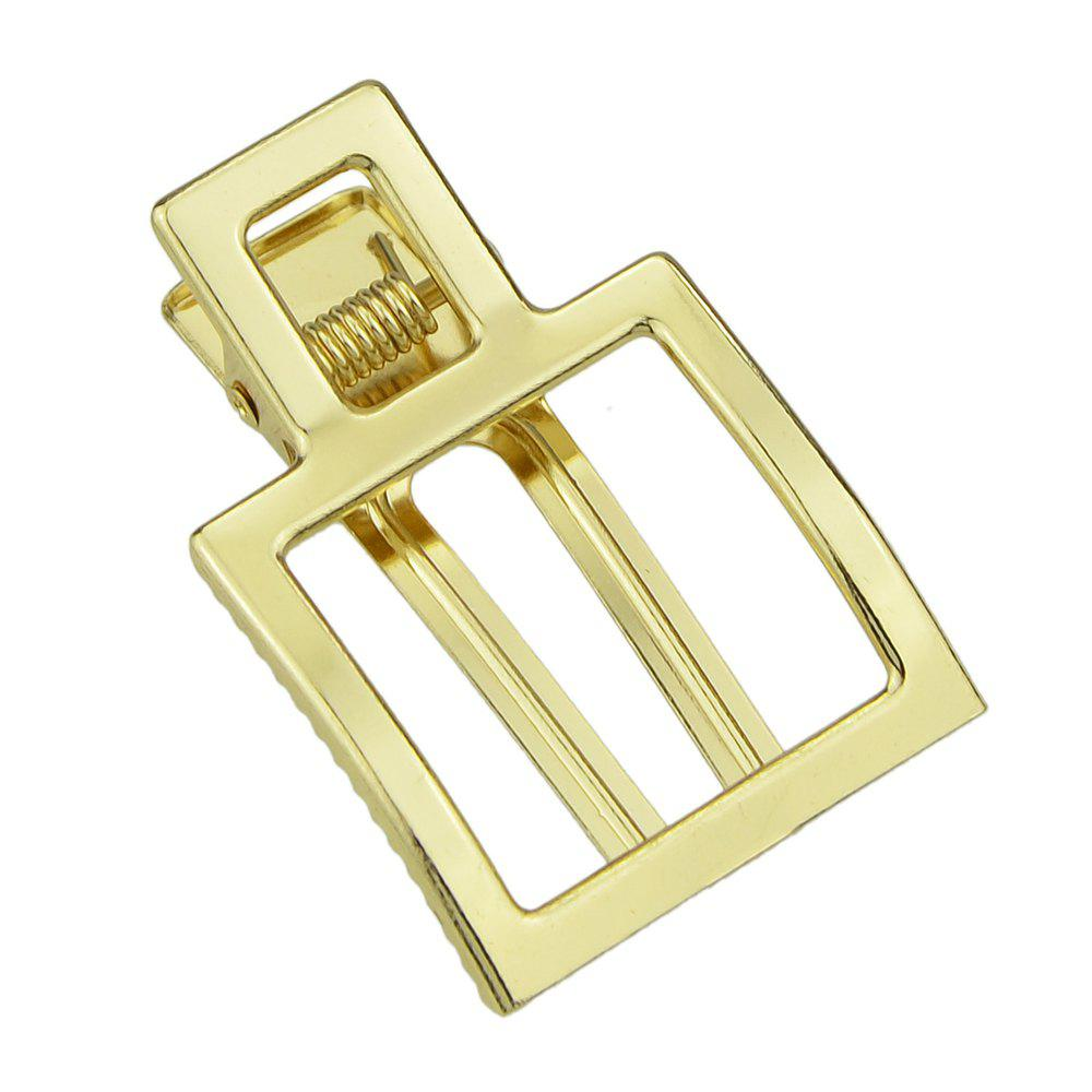 Latest Gold Silver Geometric Hair Accessories