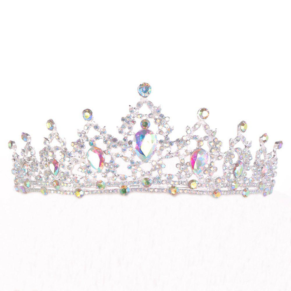 Outfit New Fashion Crown Hair Hoop Headdress Decoration