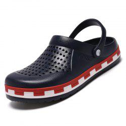 ZEACAVA Men's Fashion Breathable Wading Outdoor Slippers -