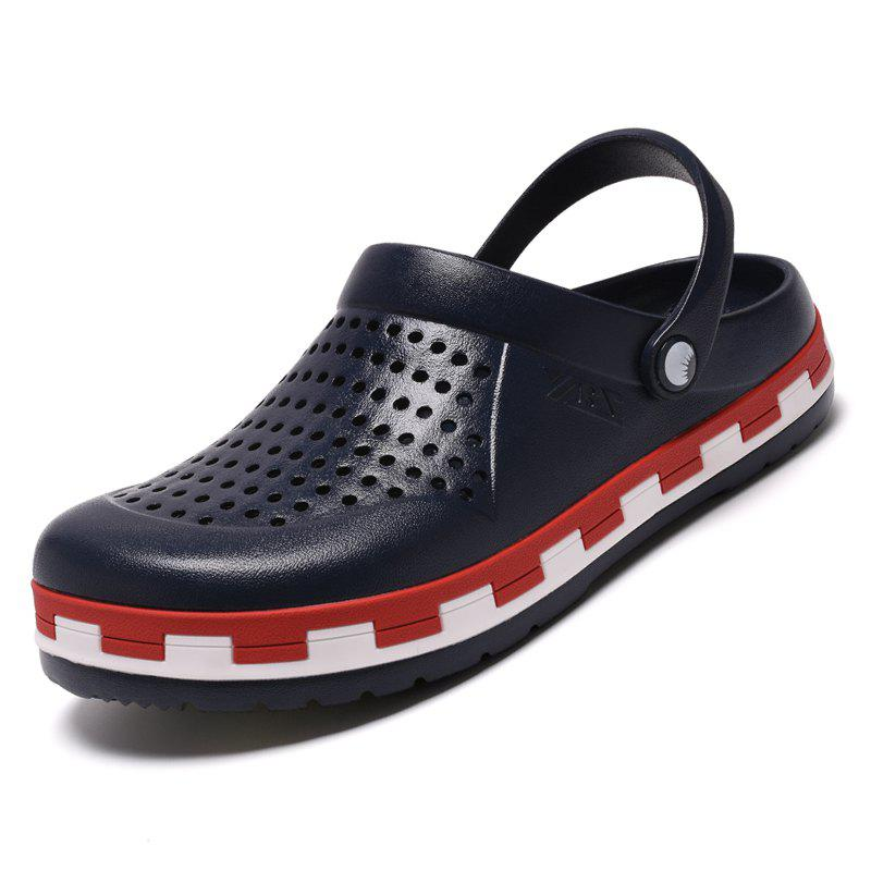 Discount ZEACAVA Men's Fashion Breathable Wading Outdoor Slippers