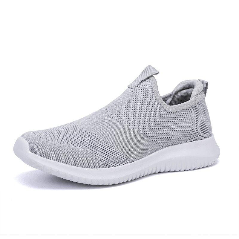 41ad14692f RAX Men Flying Woven Upper Breathable Lightweight Casual Running Shoes - Eu  48