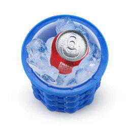 Ice Cube Maker Saving Ice Ball Maker Bucket Trays Mold -