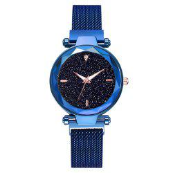 XR3259 Women'S Watch Fashion Noble Starry Sky Dial with Watch -