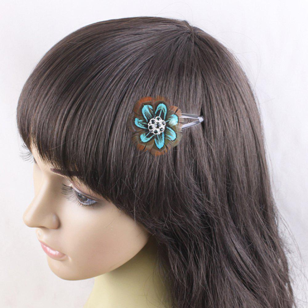 Best Colorful Feather Hair Accessories For Girls
