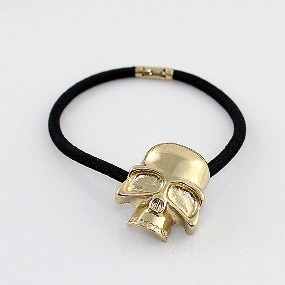 Trendy Punk Skull Hair Accessories