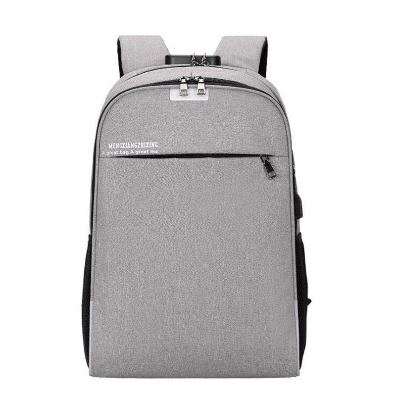 cec92a44a263 Women Men School Bags For Teenage Girls College Travel Backpack Nylon