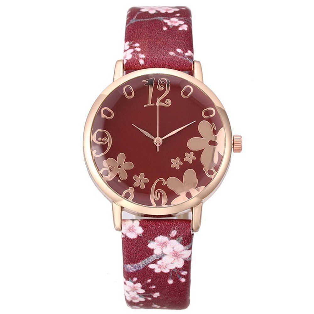 Bild von Ladies Fashion Dress Watch Quartz Watch Ladies Fashion Casual Watch