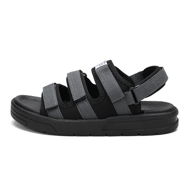 a12b338b42c4 Outfits Men S Casual Beach Shoes Fashion Wild Men S Shoes Trend Outdoor  Sandals S1919