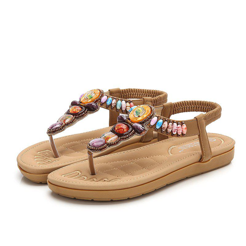 Outfits New Bohemian Sandals for Summer 2019