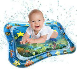 Inflatable Baby Water Mat Fun Activity Play Center Infants -