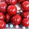 50PCS Red Balloon Double-Layer Gem Red Balloon -