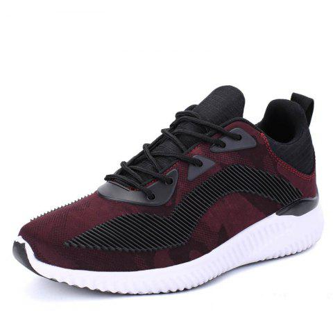 Spring Running Tide Shoes Men'S Outdoor Leisure Sports Wild Jogging Men'S Shoes