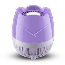 Household Electric Mosquito Pest Killer Lamp Noiseless Insect Trap -