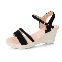 Slope high Heels  Female Sandals -